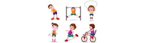 大肌肉活動設備及用品